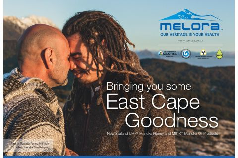 Melora Brand Poster - East Cape Goodness