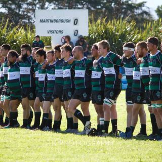 Proud to Sponsor Martinborough Rugby Club Premier Teams