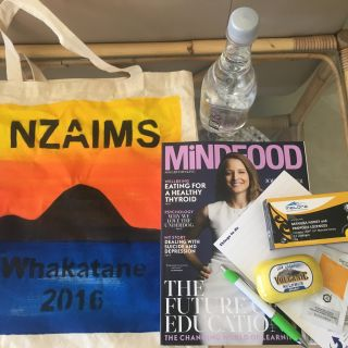 Conference Attendees Loved Mānuka Gift Packs