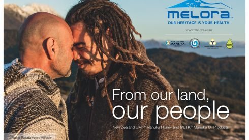 Melora Brand Poster - From our land, our people